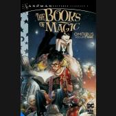 SANDMAN THE BOOKS OF MAGIC OMNIBUS VOLUME 1 HARDCOVER