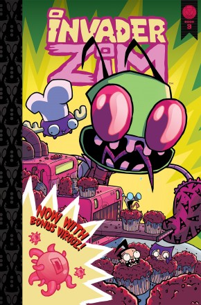 INVADER ZIM VOLUME 3 HARDCOVER