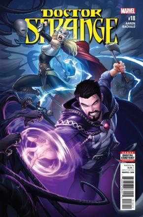 DOCTOR STRANGE #18 (2015 SERIES)