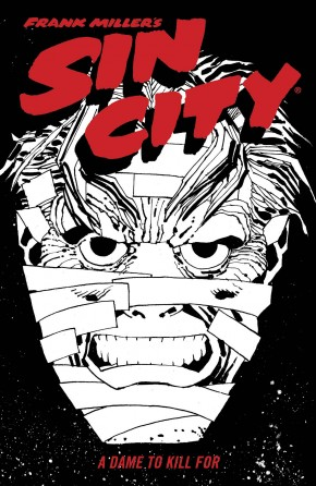 SIN CITY VOLUME 2 A DAME TO KILL FOR DELUXE EDITION HARDCOVER (4TH EDITION)