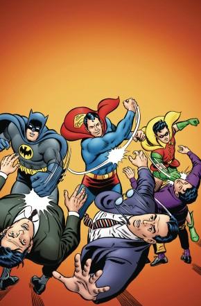 BATMAN SUPERMAN SILVER AGE OMNIBUS VOLUME 2 HARDCOVER