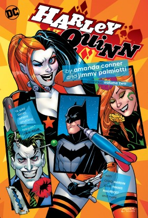 HARLEY QUINN BY CONNER AND PALMIOTTI OMNIBUS VOLUME 2 HARDCOVER