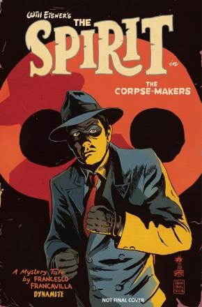 WILL EISNER SPIRIT CORPSE MAKERS HARDCOVER
