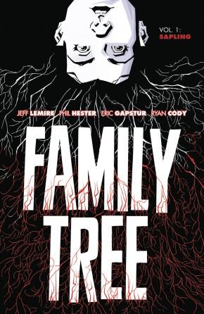 FAMILY TREE VOLUME 1 SAPLING GRAPHIC NOVEL