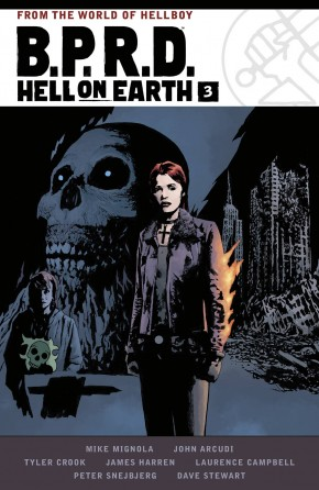 BPRD HELL ON EARTH VOLUME 3 GRAPHIC NOVEL