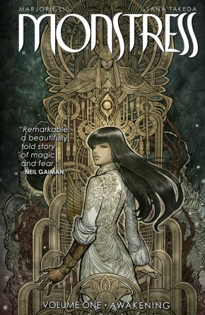 MONSTRESS VOLUME 1 AWAKENING GRAPHIC NOVEL