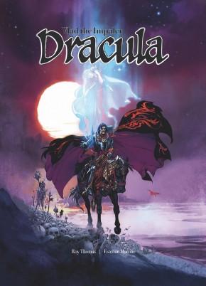 DRACULA VLAD THE IMPALER GRAPHIC NOVEL
