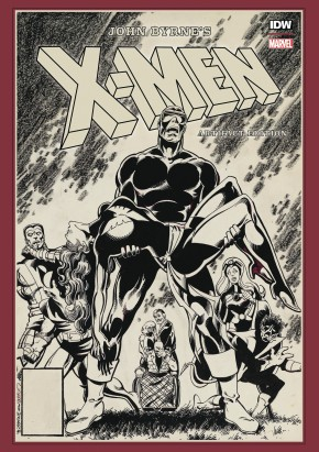 JOHN BYRNE X-MEN ARTIFACT EDITION HARDCOVER