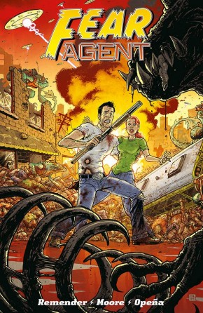 FEAR AGENT FINAL EDITION VOLUME 2 GRAPHIC NOVEL