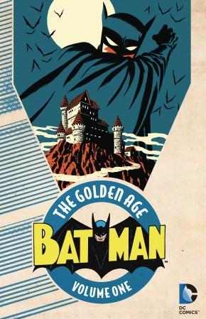 BATMAN THE GOLDEN AGE VOLUME 1 GRAPHIC NOVEL