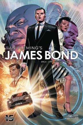 JAMES BOND #1 (2019 SERIES)