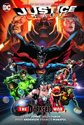 JUSTICE LEAGUE VOLUME 8 DARKSEID WAR PART 2 GRAPHIC NOVEL