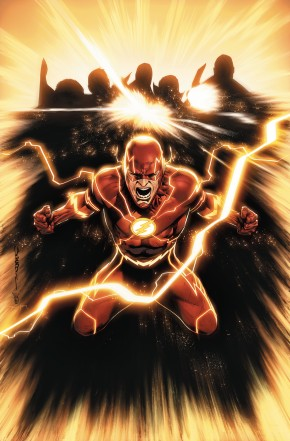 FLASH VOLUME 10 FORCE QUEST GRAPHIC NOVEL