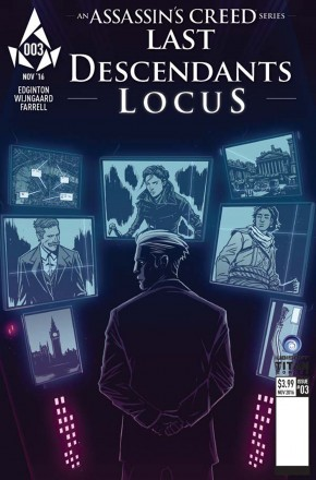 ASSASSINS CREED LOCUS #3
