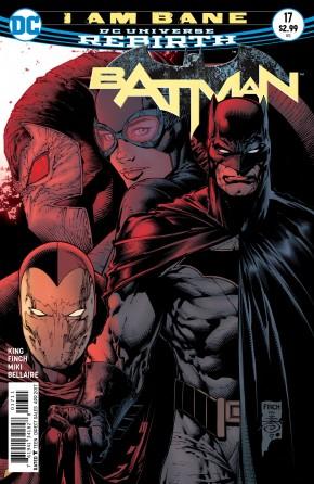 BATMAN #17 (2016 SERIES)