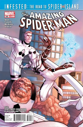 AMAZING SPIDER-MAN #660 (1999 SERIES)