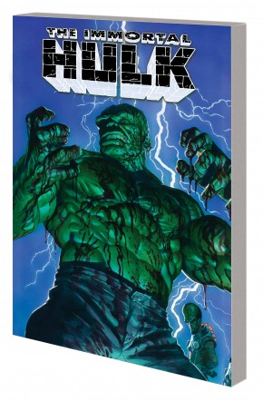 IMMORTAL HULK VOLUME 8 KEEPER OF THE DOOR GRAPHIC NOVEL