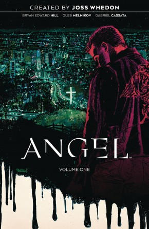 ANGEL VOLUME 1 GRAPHIC NOVEL