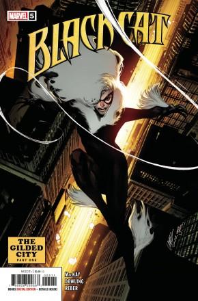 BLACK CAT #5 (2020 SERIES)