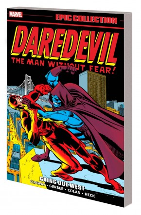 DAREDEVIL EPIC COLLECTION GOING OUT WEST GRAPHIC NOVEL