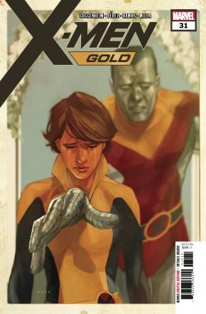 X-MEN GOLD #31