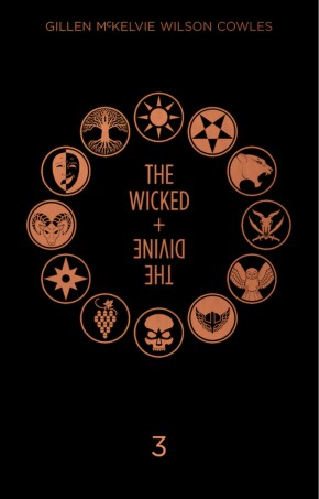 WICKED + THE DIVINE VOLUME 3 HARDCOVER