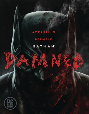 BATMAN DAMNED HARDCOVER