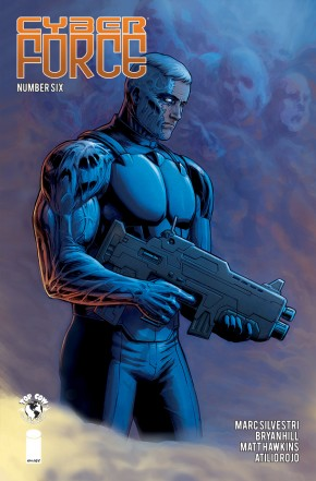 CYBER FORCE #6 (2018 SERIES)