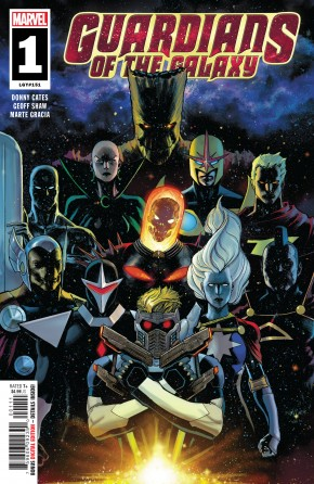 GUARDIANS OF THE GALAXY #1 (2019 SERIES)