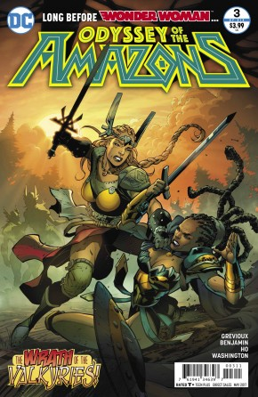 ODYSSEY OF THE AMAZONS #3
