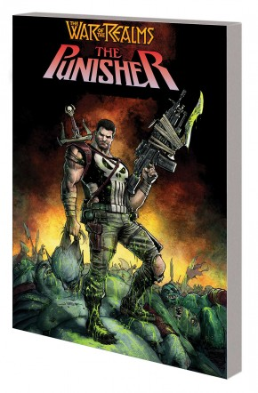 WAR OF THE REALMS PUNISHER GRAPHIC NOVEL