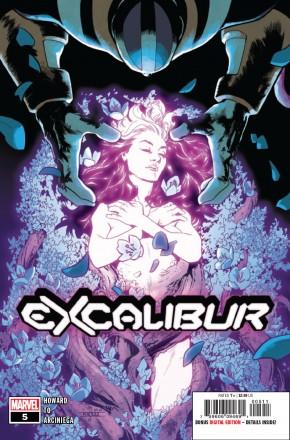 EXCALIBUR #5 (2019 SERIES)