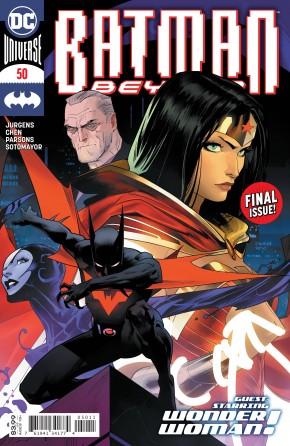 BATMAN BEYOND #50 (2016 SERIES)