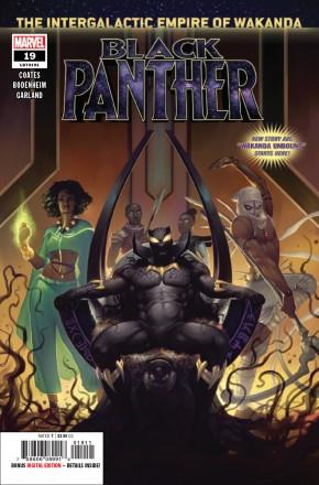 BLACK PANTHER #19 (2018 SERIES)