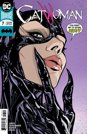 CATWOMAN #7 (2018 SERIES)