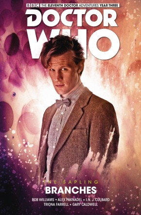 DOCTOR WHO 11TH SAPLING VOLUME 3 BRANCHES HARDCOVER