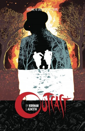 OUTCAST BY KIRKMAN AND AZACETA VOLUME 4 UNDER DEVILS WING GRAPHIC NOVEL