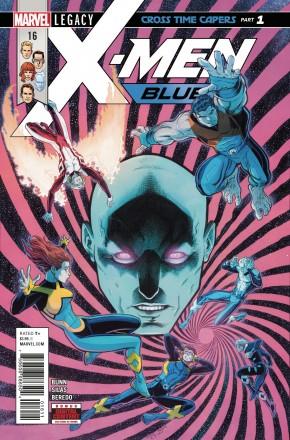 X-MEN BLUE #16