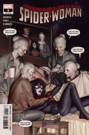 SPIDER-WOMAN #9 (2020 SERIES)