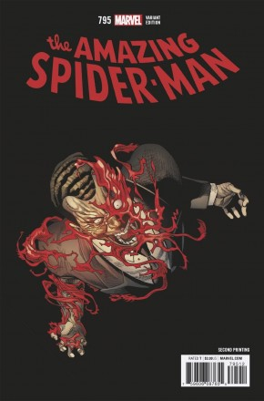 AMAZING SPIDER-MAN #795 (2015 SERIES) 2ND PRINTING