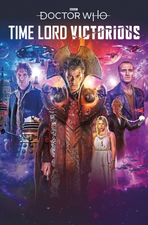 DOCTOR WHO TIME LORD VICTORIOUS VOLUME 1 GRAPHIC NOVEL