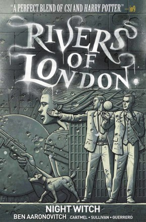 RIVERS OF LONDON VOLUME 2 NIGHT WITCH GRAPHIC NOVEL