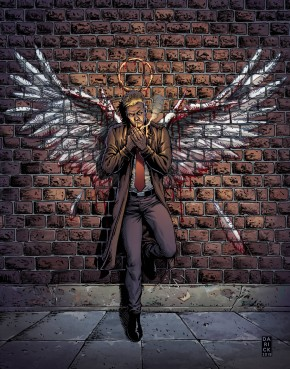 JOHN CONSTANTINE HELLBLAZER RISE AND FALL HARDCOVER