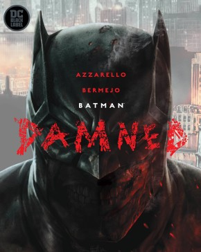 BATMAN DAMNED GRAPHIC NOVEL