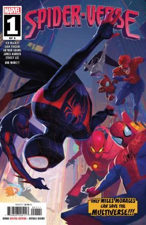 SPIDER-VERSE #1 (2019 SERIES)