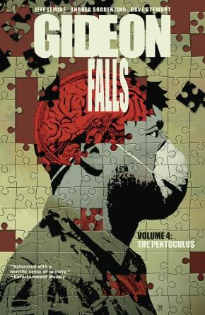 GIDEON FALLS VOLUME 4 THE PENTOCULUS GRAPHIC NOVEL