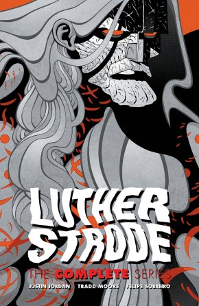 LUTHER STRODE THE COMPLETE SERIES GRAPHIC NOVEL