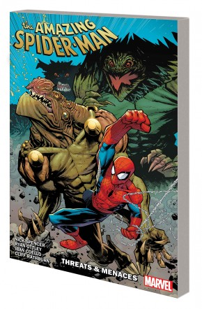 AMAZING SPIDER-MAN BY NICK SPENCER VOLUME 8 THREATS AND MENACES GRAPHIC NOVEL