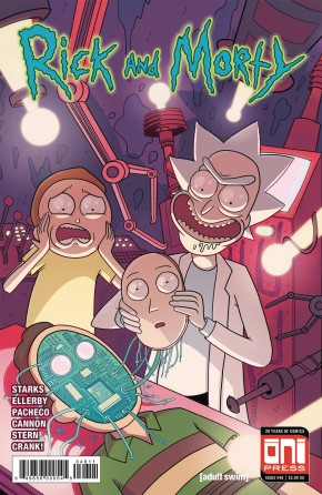 RICK & MORTY #46