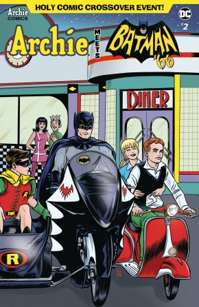 ARCHIE MEETS BATMAN 66 #2
